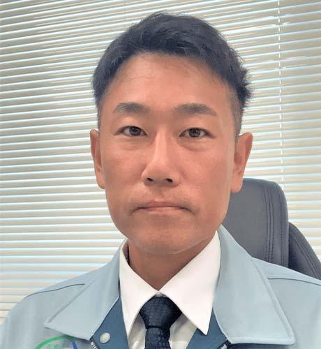 代表取締役社長 勝俣 剛
