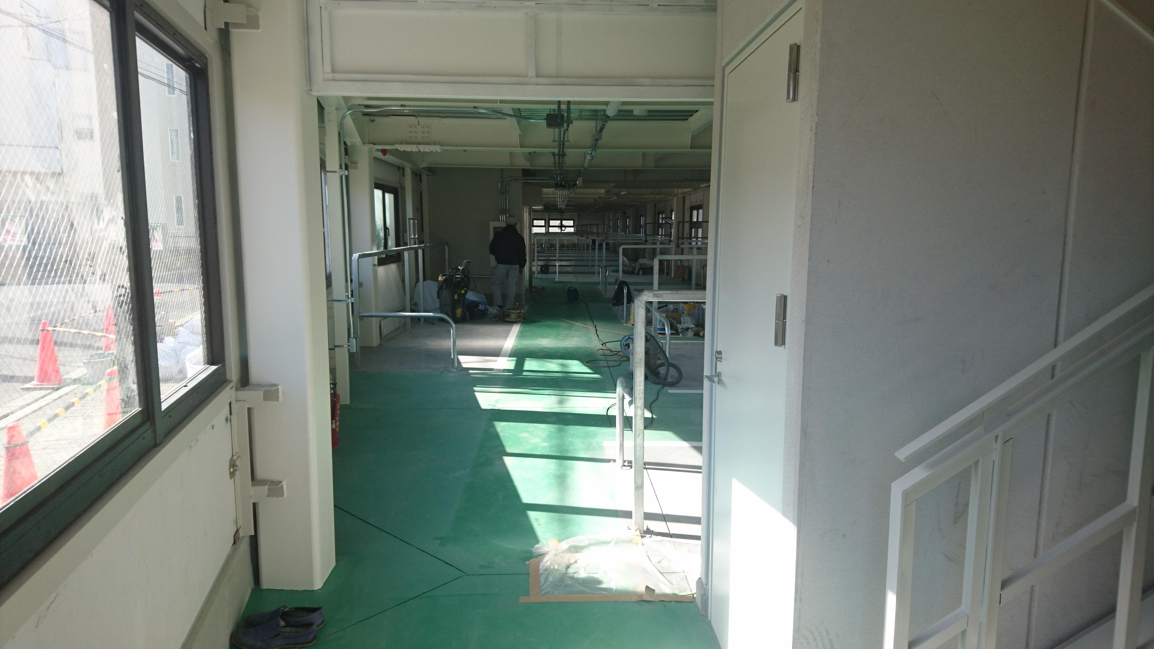 寒川駅南口北口自転車駐輪場新設工事