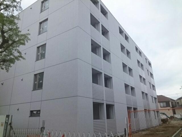 八王子市東浅川町共同住宅新築工事