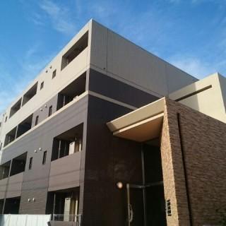 八王子市宇津木町共同住宅新築工事