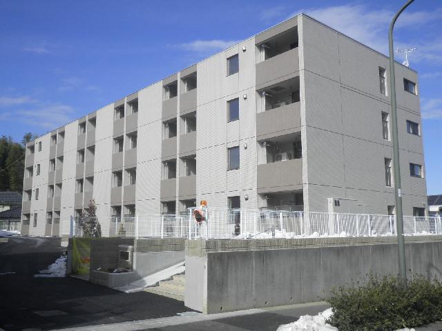 八王子市七国共同住宅新築工事