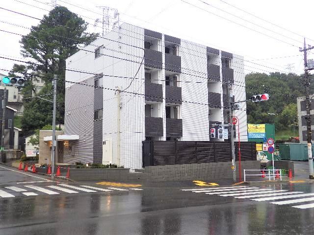 八王子南大沢共同住宅新築工事