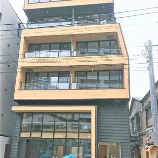 東京大田区発条製作所新築工事