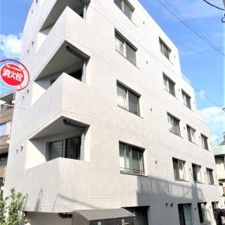 渋谷広尾マンション新築工事