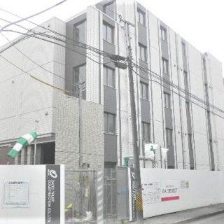 八王子市北野新築工事 建築面積 1100m²