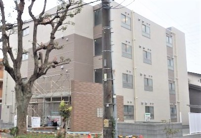 八王子市大塚新築工事 建築面積 800m²