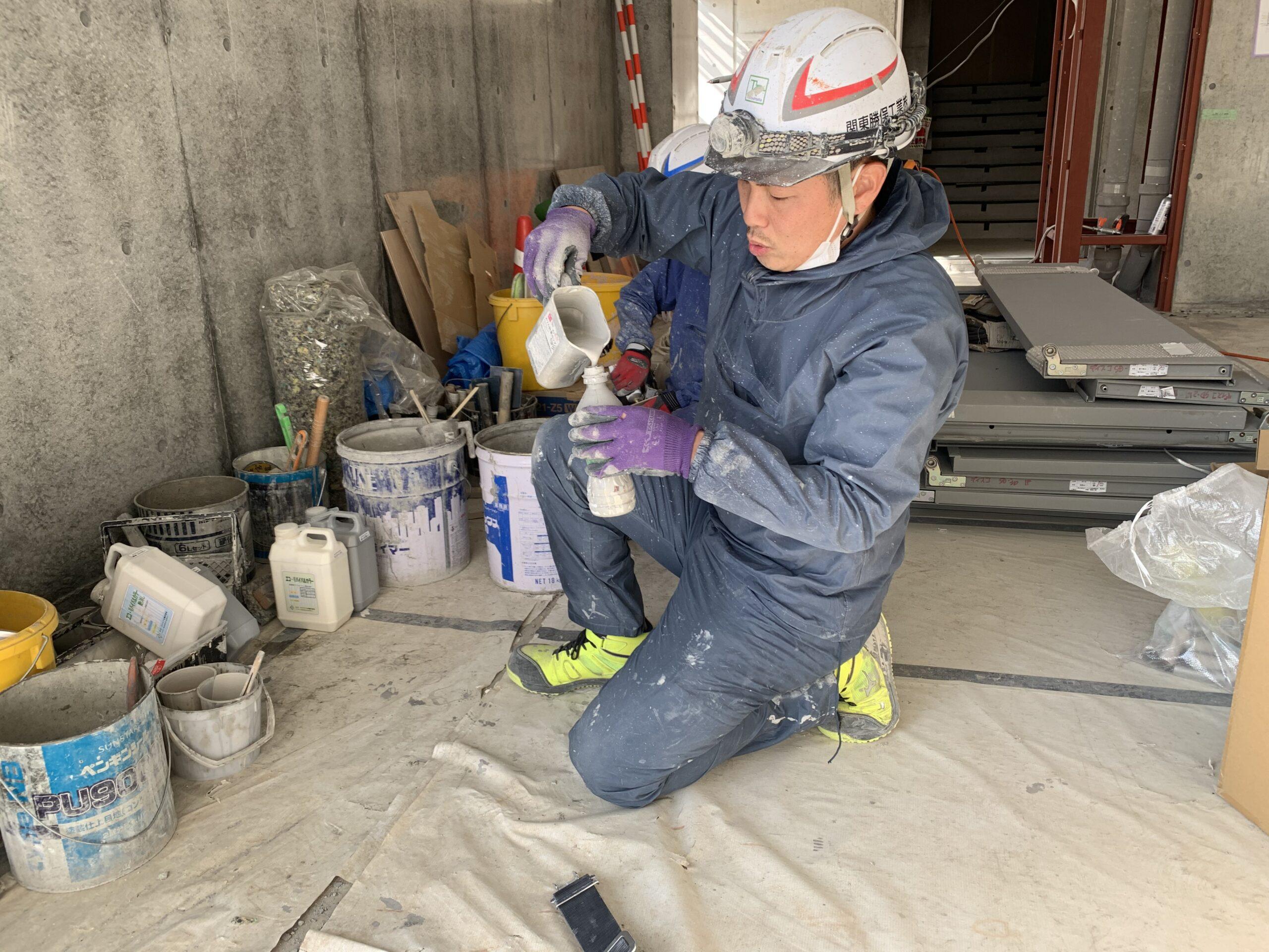 ディスコ宿舎新築工事